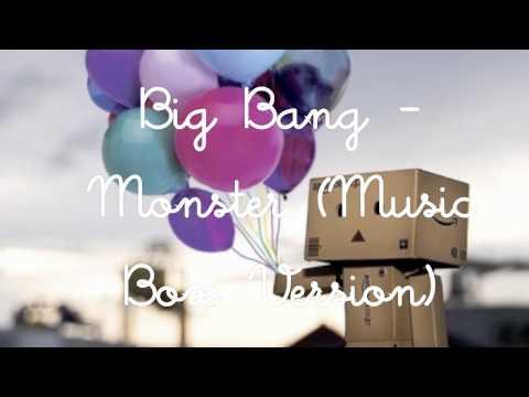 Bigbang - Monster (Music Box Version)