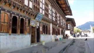 Haa Town, Haa Valley, Himalayan Kingdom of Bhutan