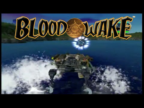 Original Xbox: Battle Mode in Blood Wake (Twitch stream)
