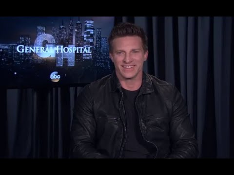 GH's Steve Burton   October 2017