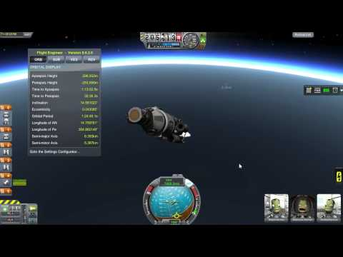 KSP to Mars Episode 35: A new Launch Vehicle!