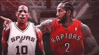 San Antonio Spurs trade Kawhi Leonard to Toronto Raptors for DeMar DeRozan