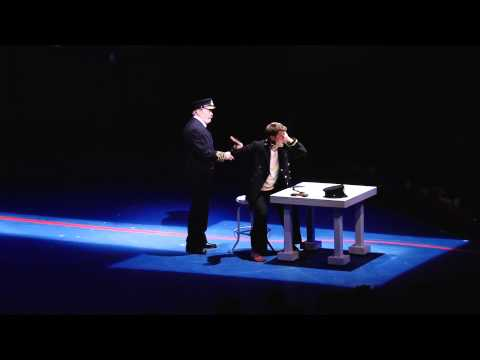 TITANIC at Westchester Broadway Theatre
