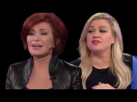 "why-kelly-clarkson-was-called-out-by-sharon-osbourne:-""that's-ridiculous"""