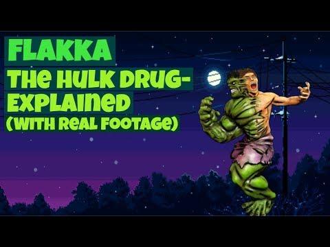 Flakka - The Hulk Drug- Explained (With Real Footage)