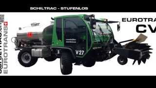 Schiltrac Eurotrans CVT - STUFENLOSER Fahrantrieb