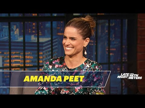 Amanda Peet Knows How Game of Thrones Will End