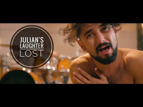 Julian's Laughter - LOST (Official 4K Video)