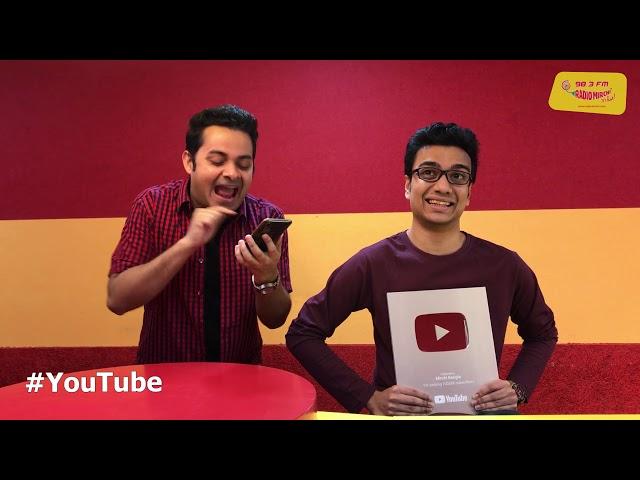 Manush Korechhi | Episode 12 | আমি আর আমার YouTube | Mirchi Agni | Mirchi Somak | Mirchi Bangla