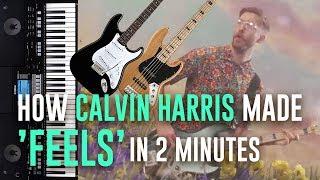 Gambar cover HOW CALVIN HARRIS MADE FEELS IN 2 MINUTES [DEMO]