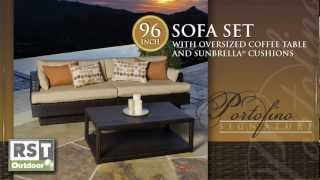 Portofino- 2 PC Sofa Set and Table(, 2013-03-15T17:16:49.000Z)