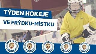 Zákulisí Týdne hokeje ve Frýdku-Místku