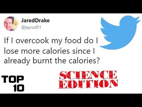 Top 10 Dumbest Tweets - Science Edition
