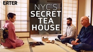 Video New York City Has One Authentic Japanese Tea House download MP3, 3GP, MP4, WEBM, AVI, FLV November 2017