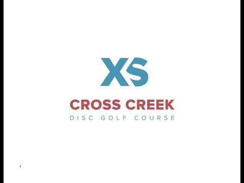 Introducing: Cross Creek Disc Golf Course
