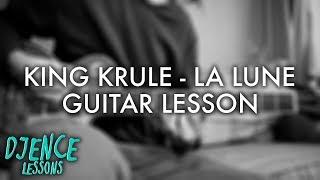 King Krule - La Lune Guitar Lesson