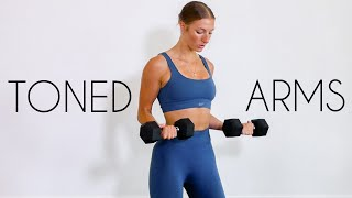 15 MIN UPPER BODY WORKOUT (Back, Arms, Shoulders & Chest)