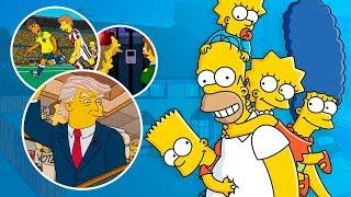 Симпсоны видят будущее. Все предсказания сериала.