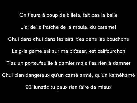 Booba - Caramel Paroles ( Lyrics ) mida godzo