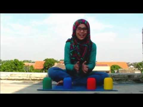 CUPS Anna Kendrick - Indonesia - Kinanti