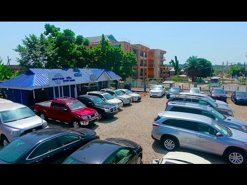 Export Cars from USA to Ghana through AuctionExport