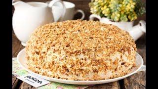 Ну, очень вкусный – Торт «Подарочный» на 8 Марта