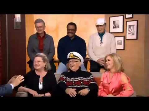 'The Love Boat' Cast Reunites On Good Day LA