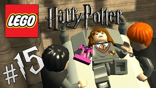 LEGO Harry Potter Years 1-4 Part 15 - Year 2 - Moaning Myrtle Fight
