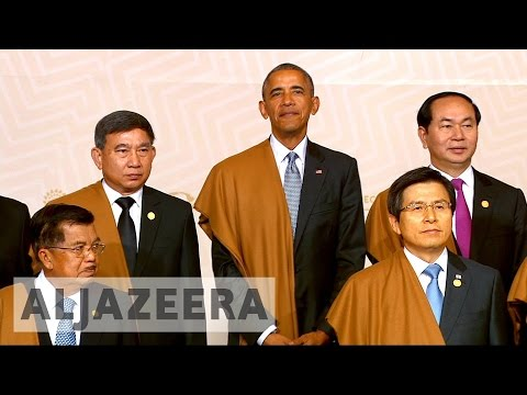 Obama defends TPP as APEC summit ends in Peru