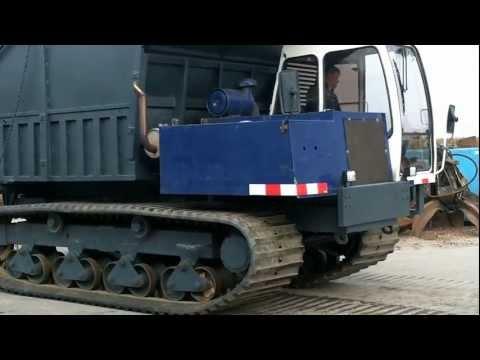 MOROOKA CRAWLERDUMPER FROM CRAMACH IMPORT & EXPORT - ROTTERDAM - HOLLAND
