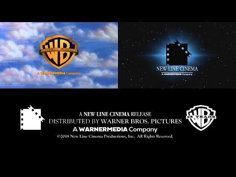 Warner Bros. Pictures/New Line Cinema logos (2018; with WarnerMedia byline)