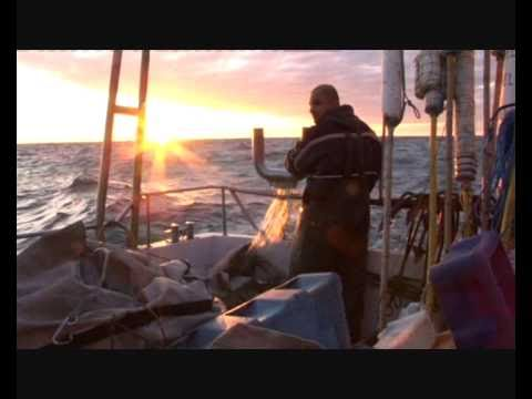 Hel-4    Praca na morzu (rybacy)