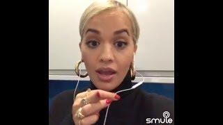 Rita Ora - Let You Love Me - Duet On Smule Sing! Karaoke Video