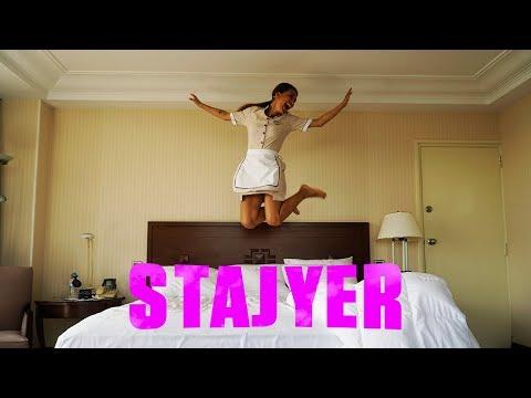 STAJYER 1. Bölüm | Otelde Oda Temizledim Temizlik Yaptım | Aslı Kızmaz