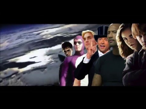 Random Movie Pick - Defenders of the earth live action movie intro trailer YouTube Trailer