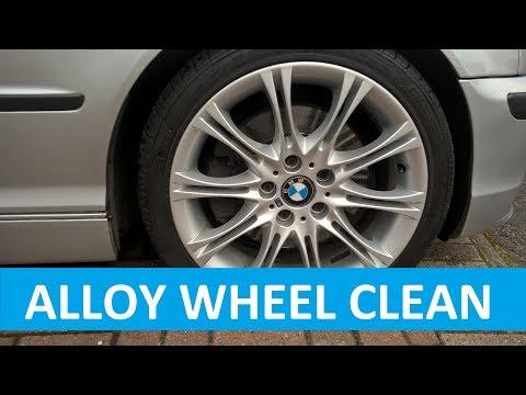 Alloy Wheel Clean