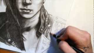 Speed Art | Andy Biersack