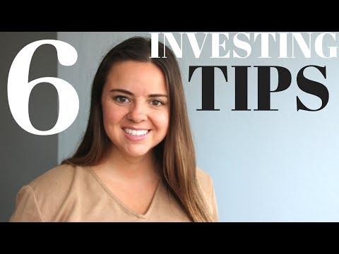 6 Crucial Investing Tips