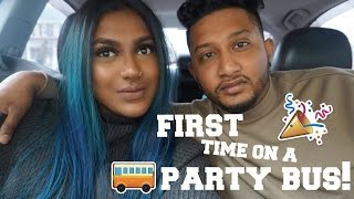 BIRTHDAY VLOG | PARTY BUS, SURPRISES, PHOTOSHOOT, WEIGHTLOSS