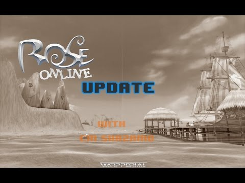 Talking about the Database Update for ROSE Online.