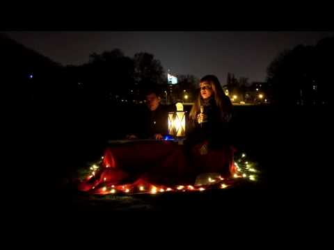 Christmas Carol | Silent Night | Piano + Voice (live recording at night in Leipzig)