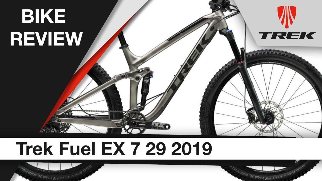 32920467105 Trek Fuel EX 7 29 2019: Bike review - YouTube