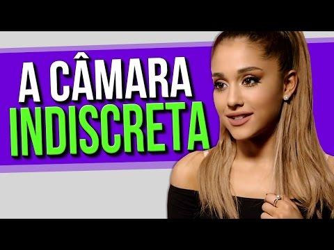A Câmara Indiscreta com Ariana Grande