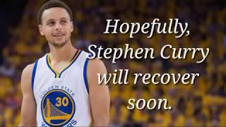 Stephen Curry injury! | 2019 Update ( Golden State Warriors Vs Phoenix Suns )