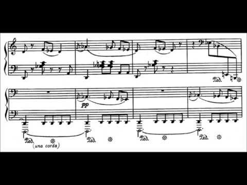 Arno Babadjanian - Humoresque (audio + sheet music)