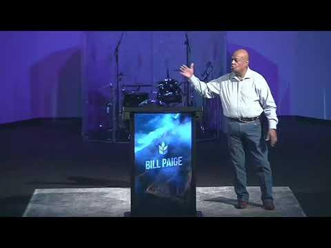 Guest Speaker | Bill Paige | 6.9.19