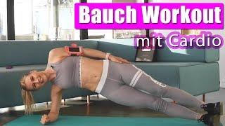 Ultimativ Effektives BAUCH WORKOUT + Cardio   BIKINI FIGUR für den Sommer schnell erreichen!
