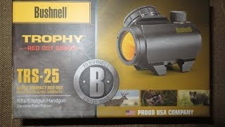 Bushnell TR -25 For The DPMS AR-15   MTH Guns & More