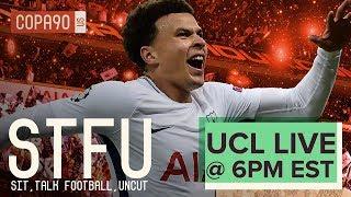 Video Tottenham DESTROY Real Madrid - Good Enough To Win UCL? | STFU Ep. 1 download MP3, 3GP, MP4, WEBM, AVI, FLV April 2018