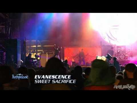 Evanescence - Sweet Sacrifice [Live @ Rock Am Ring 01/06/2007] HD